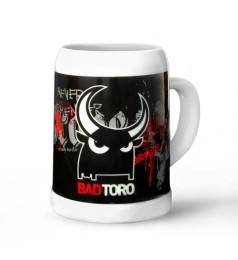 Big BadToro Beer Mug