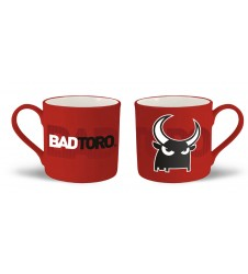 Classic Red Wide Mug