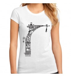 Gracia Lamp-Post  T-shirt