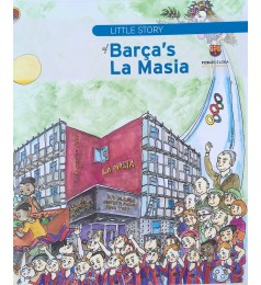 "Little History of the ""La Masia"" Futbol Club Barça"
