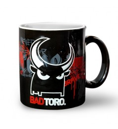 BadToro Relief Graffiti Mug