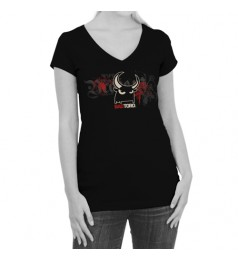 Women BadToro Graffiti T-Shirt
