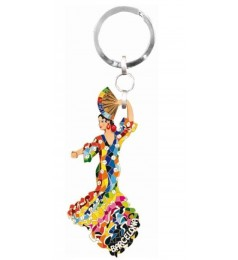 Trencadis Dancer in your keyring