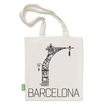 Barcelona Social Bag Lamp-Post