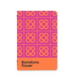 Barcelona Flower Notebooks