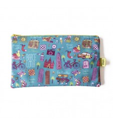 Barcelona Icons Pouch
