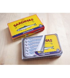 Canned Sardines-Notebook