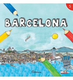 Painting Barcelona