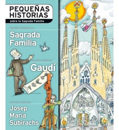 Pack of  Little Stories of Sagrada Familia