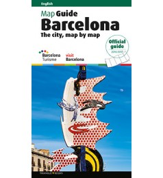 Barcelona The city, map by map